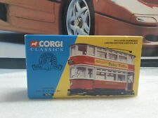 CORGI - CLOSED TRAM - LONDON - 1/72 SCALE MODEL TRAM  - 36701