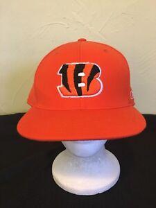 Cincinnati Bengal NFL Reebok Hat & (1) Pin