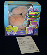 VINTAGE HASBRO BUNNY SURPRISE MINT IN BOX