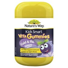 Nature's Way Kids Gummies Immunity 60 each