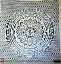 Indian Wall Hangings Indian Bedspread Cotton Throw Blanket Hippie Bedding Cover