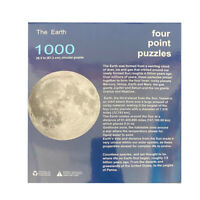 The Moon Puzzle 1000 Pieces Difficult for Adult Kids Planets Jigsaw Puzzle Toys