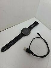 Garmin fenix 6 Sapphire GPS Watch Carbon Gray with Black Band