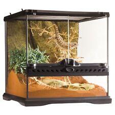 Exo Terra Reptile Glass Terrarium Enclosure 45 x 45 x 45cm