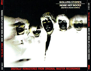 (2CD's) The Rolling Stones - More Hot Rocks (Big Hits & Fazed Cookies) Tell Me