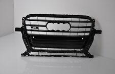 Wabengrill Q5 SQ5 BLACK für AUDI 8R 2012-16 Grille Stoßstange grill felgen *01