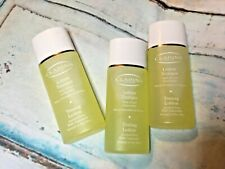 Clarins Toning Lotion Normal or dry Skin alcohol free w/ camomile travel X3