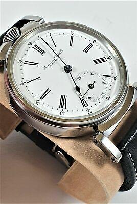 IWC Schaffhausen Men's Vintage wristwatch Superb Condition Highly Collectable