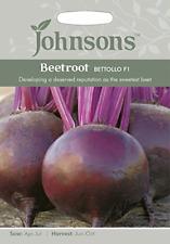 Johnsons 24355 Vegetable Seeds, Beetroot Bettollo F1