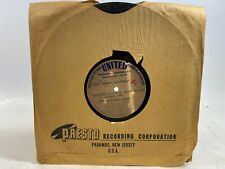 Peggy Lee 78RPM - Recording United - Love, You Didn't Do Right By Me