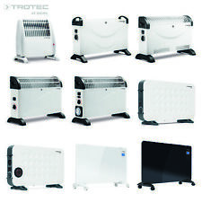 TROTEC Konvektor Elektroheizer Heizkörper Heizlüfter Heizung Radiator