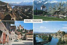 Alte Postkarte - Thun - Thoune