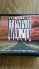 Randy Gage Dynamic Development cassettes