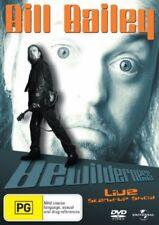 BILL BAILEY - BEWILDERNESS - Live Stand-Up Show   DVD  NEW