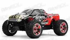 1/10 2.4G Exceed RC Radio Infinitive Nitro Gas RTR Monster 4WD Truck Sava Red