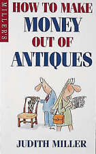 How to Make Money Out of Antiques,  | Mass Market Paperback Book | Acceptable |
