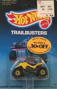 Suzuki Quadracer And Team Racing Van Toy Set Lt250r Lt500r Lt 250 500 Quadzilla