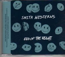 (CL614) Smith Westerns, End of the Night - 2011 DJ CD