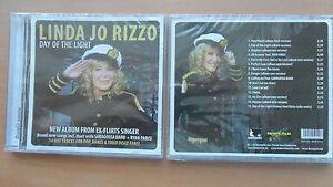Linda Jo Rizzo/Day of the light + Ryan Paris Italo Disco ovp Ex-Flirts 15-Tr./CD