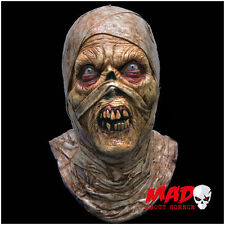Deluxe Evil Mummy Latex Collectors Mask for Halloween Fancy Dress Costume SCARY!