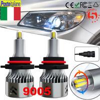 8-Lati 360° 9005 HB3 Auto a LED Lampade 110W 40000LM Fari Luci Kit Lampadine 6K