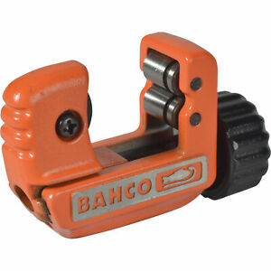 Bahco Compact Pipe Slice and Tube Cutter 3mm - 22mm