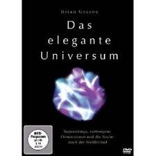 "BRIAN GREENE ""DAS ELEGANTE UNIVERSUM"" DVD NEU"