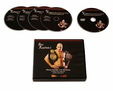 NEW BAS-RUTTEN MMA Workout CD and DVD Workout - Instructional DVD Thai Boxing
