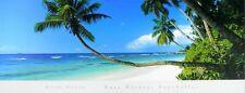 David Noton Anse Severe Seychelles Poster Kunstdruck Bild 36x91,5cm - Portofrei