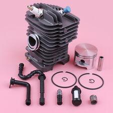 49mm Cylinder Kit For Stihl MS390 MS290 039 029 Fuel Oil Filter Line Spark Plug