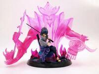 Naruto Sasuke Anime Manga Figuren Figur Figure Set H:25cm 1.76kg + Box PVC