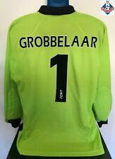 Oldham Athletic, GROBBELAAR 1997/98 Goalkeeper Football Shirt (M) Soccer Jersey