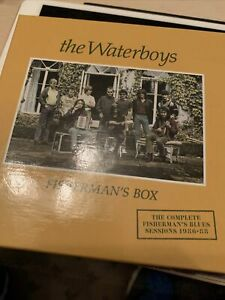 The Waterboys - Fisherman's Box: The Complete Fisherman's Blues Sessions CD
