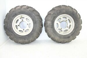 2016 Polaris ACE 900 Front Wheel Set Rims Tires