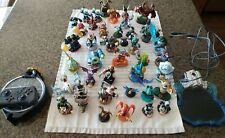 Xbox One LOT Portal of Power  Skylanders and 43 assorted figures + mobile portal