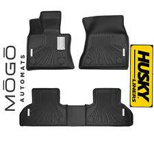Husky Liners MOGO Luxury Black Front/Rear Floor Liners Fits 2014-2018 BMW X5