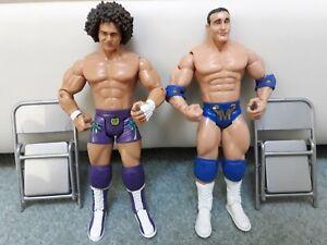 WWE RA Cartlio & Chris Masters Wrestling Sports Action Figures Jakks