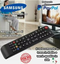 Telecomando universale COMPATIBILE CON TV SAMSUNG Lcd Led Smart TV 3D