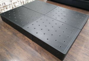 """Sleep Number Select Comfort QUEEN Foundation Modular Base 60""""x80"""" Base Only"""