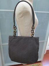 Vintage Clara Studio Inc. for Asymmetry (Clara Kasavina) Quilted Handbag Purse