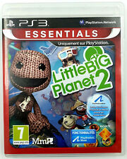 Littlebig / Little Big Planet 2 - Jeu PS3 - PAL FR