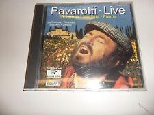 Cd  Live in Modena, Verona, Parma von Luciano Pavarotti (1993)