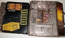 1979 Remco Mini Monster Play Case for Vintage 3 3/4 Action Figures   #2