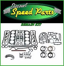 Enginetech Engine Rebuild Remain Kit for 81-84 Chevy GM Car Van SUV 250 4.1L 6L