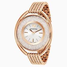 Swarovski Crystalline Oval Watch, Pink