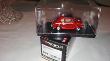 MODELLINO SCALA 1/43 FIAT 500 GIANNINI TV 1963  MARCA BRUMM (leggi)