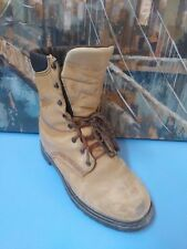 Men's Red Wing 09058 Steel Toe Insulated, Lace-up boots, size 8D , Womens 9D
