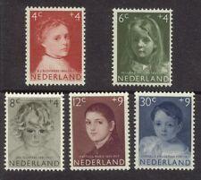 NVPH 702-706 Kind 1957 postfris (MNH)