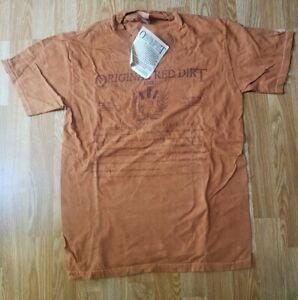 NWT Red Dirt Shirt Hawaii - MEDIUM - Full Front Design