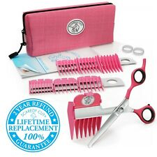 Scaredy Cut Gentle Pet Grooming Kit for Dogs & Cats